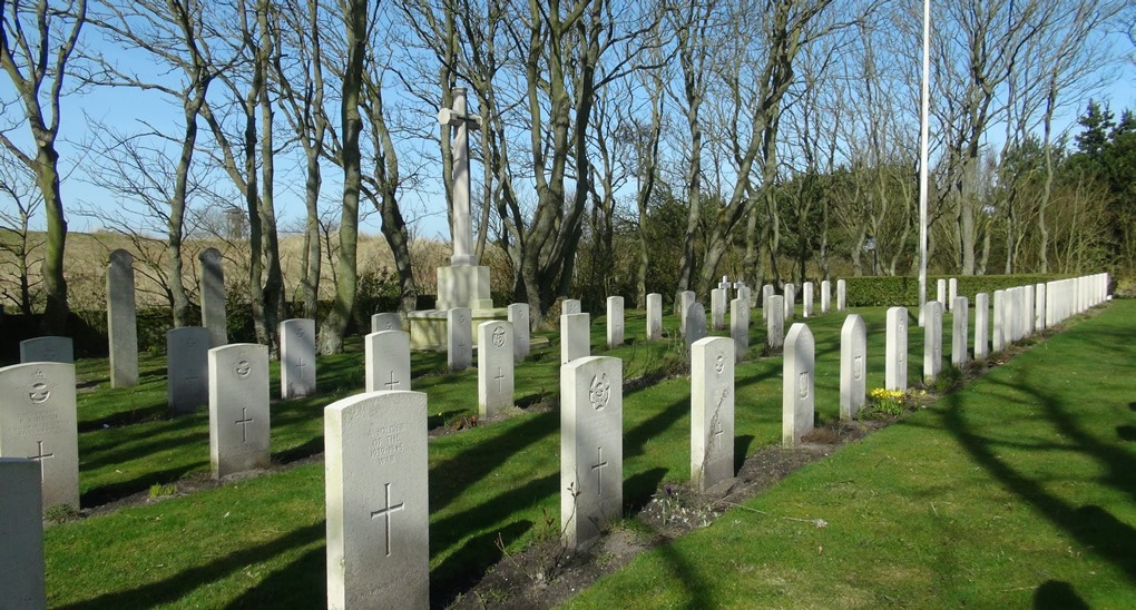 monument gevallenen in Nes op Ameland