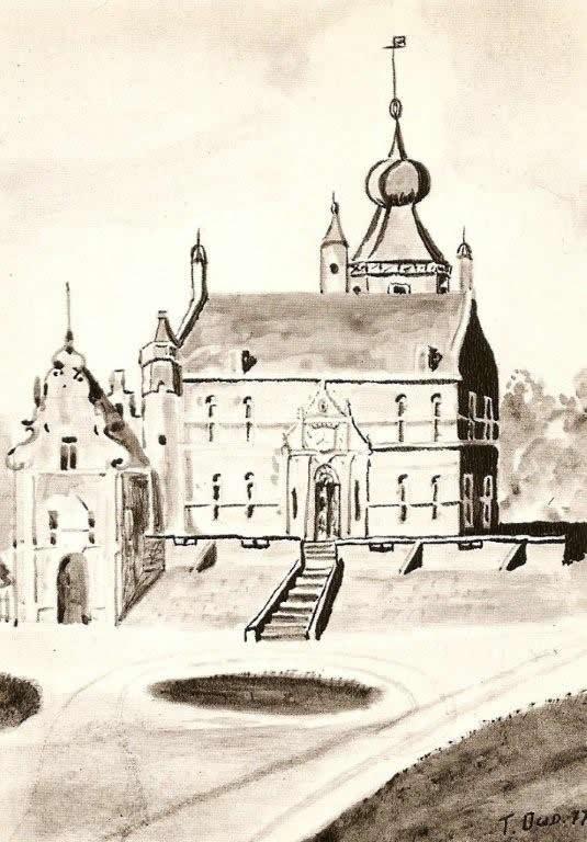 Het kasteel van de Cammingha's